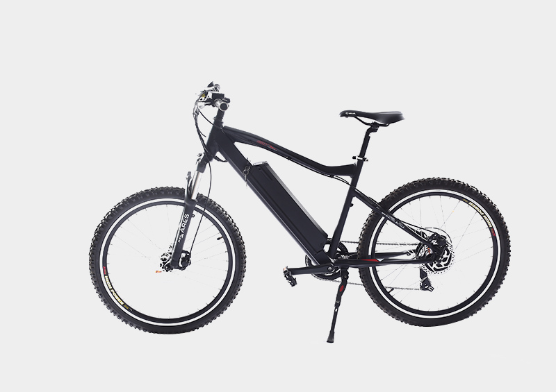 frame hidden battery electric mountain bicycle