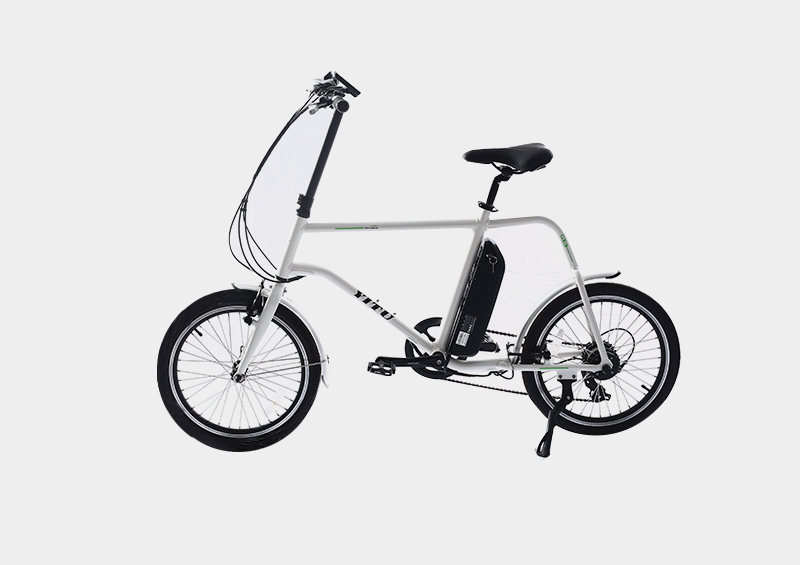 Hailong case removed battery light weigh electric bicycle