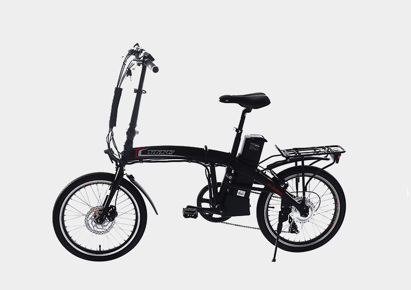 Rigid fork competitive price electric foldable  bike