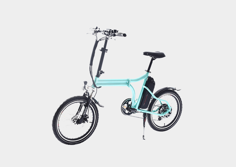 Light weight easy removed battery 20 inch folding electric bike