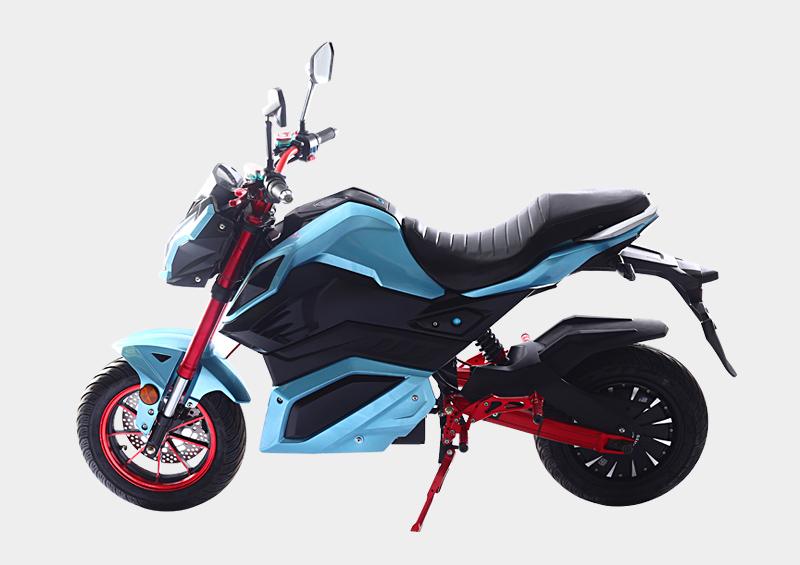 80km/h 100km range  powerful electric motorcycle