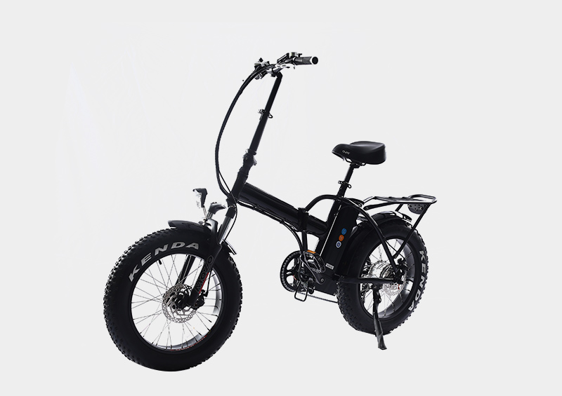 Silver fish batery 20inch folding fat boy electric bike factory