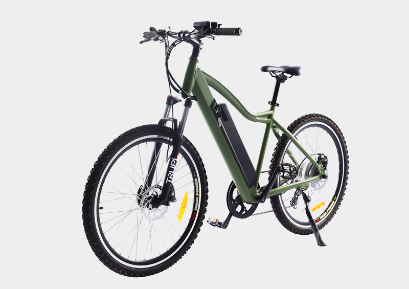 What is the fire prevention knowledge of electric bike?