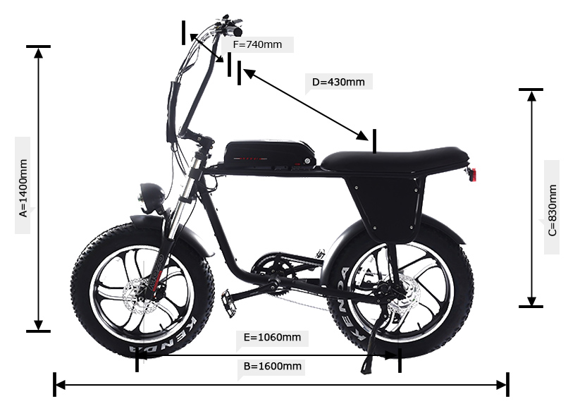 What should I pay attention to before riding an electric bike?