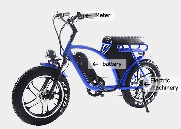 How to extend the use of electric bikes?