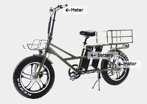 How to charge an electric bicycle?