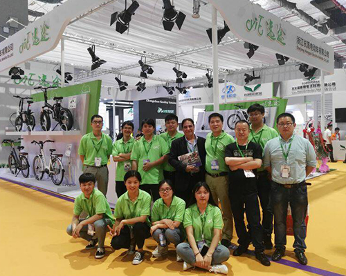 The 30th Shanghai bicycle show will be held during May 6 to 9, most of the industrial elites will present their best products there. Welcome to visit Shanghai for the show.