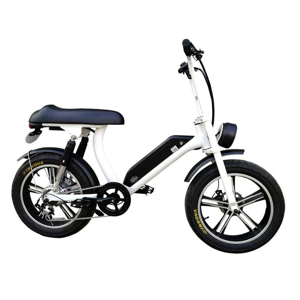 Some common sense about electric bicycles?